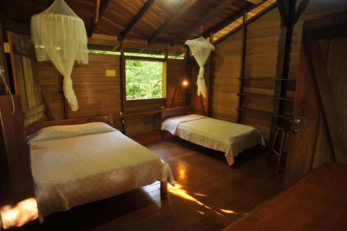 Alojamiento suital for Rustico un telaio cabina